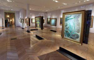 Inside Marmottan Monet Museum