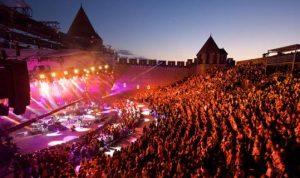 Carcassonne Festival In Carcassonne