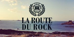La Route Du Rock In Saint-Malo logo