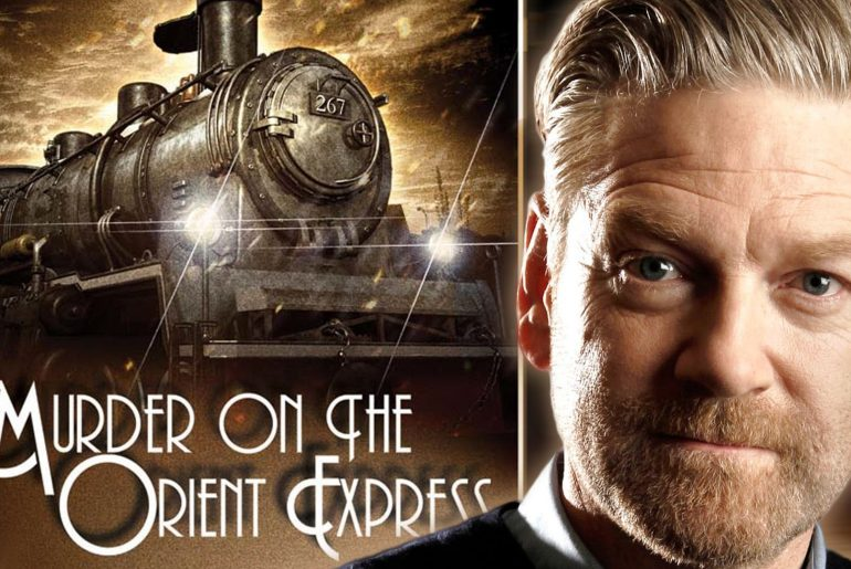 Murder On The Orient Express Youtube trailer cover