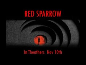 Red Sparrow trailer screenshot